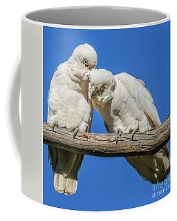 Two Corellas Coffee Mug