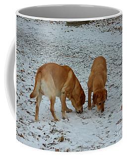 Two Cuties Coffee Mug