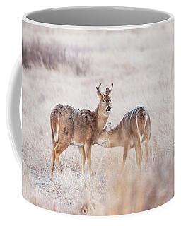 Two Deers Coffee Mug