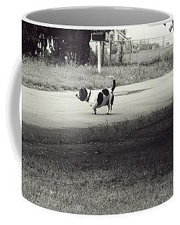 Little Pooch, Big Pooch Coffee Mug