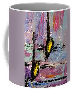 Two Flats Coffee Mug