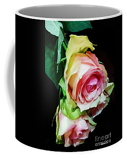 Coffee Mug featuring the photograph Two For Love by Jasna Dragun