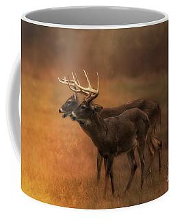 Two For One Coffee Mug by Geraldine DeBoer