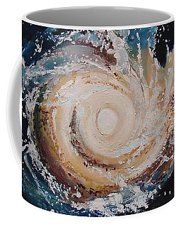 Two Galaxies Colliding Coffee Mug