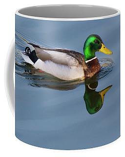 Two Headed Duck Coffee Mug