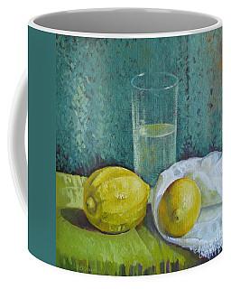 Two Lemons Coffee Mug