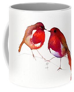Two Little Birds Coffee Mug