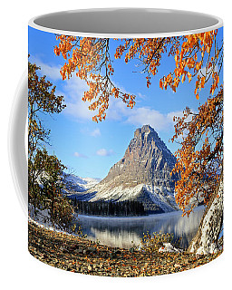 Two Medicine Autumn Coffee Mug