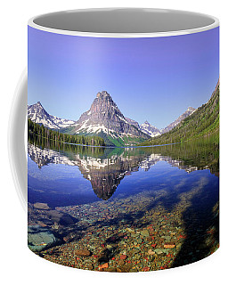 Two Medicine Reflections Coffee Mug by Jack Bell