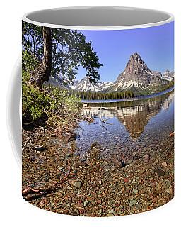 Two Medicine Splendor Coffee Mug by Jack Bell