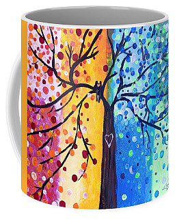 Two Moments Coffee Mug