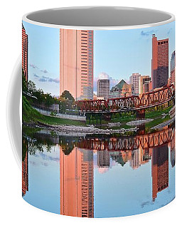 Coffee Mug featuring the photograph Two Of Everything by Frozen in Time Fine Art Photography