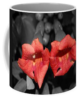 Two Of Hearts Coffee Mug