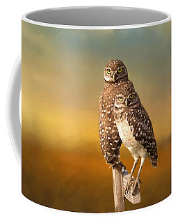 Two Of Us Coffee Mug