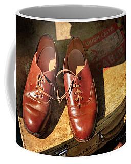 Two Old Shoes Coffee Mug