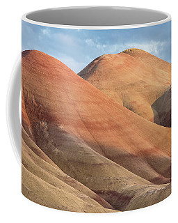 Coffee Mug featuring the photograph Two Painted Hills by Greg Nyquist