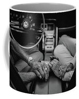 Two People In Love By Michael Grobin Coffee Mug by Tara Moorman