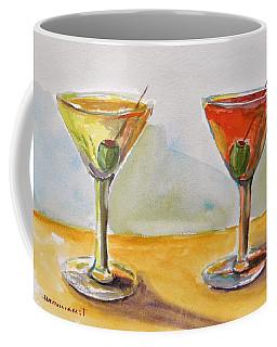 Two Perfect Martinis Coffee Mug
