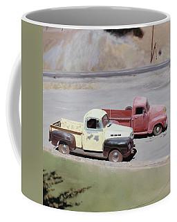 Two Pickups Coffee Mug