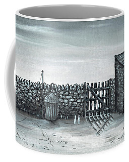 Two Pints. Coffee Mug