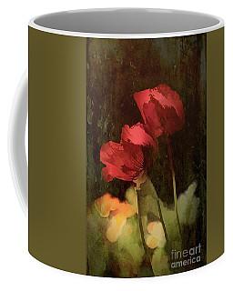 Two Poppies Coffee Mug