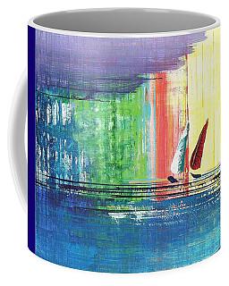 Two Sails Coffee Mug
