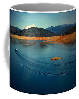 Two Shastas Coffee Mug