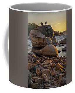 Two Small Trees Coffee Mug