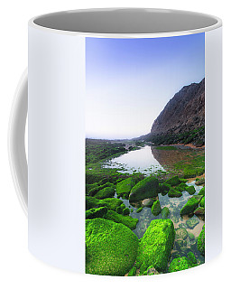 Coffee Mug featuring the photograph Two Times by Edgar Laureano