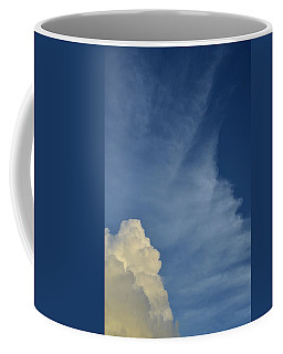Two Tone Clouds 9384 Coffee Mug