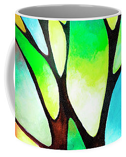 Two Trees Coffee Mug