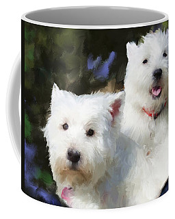 Two Westies Coffee Mug