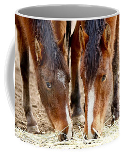Two Young Friends Coffee Mug