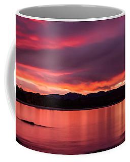 Twofold Bay Sunset Coffee Mug