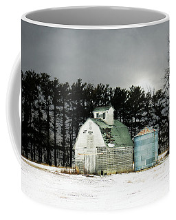 Coffee Mug featuring the photograph Twos Company by Julie Hamilton