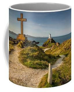 Twr Mawr Lighthouse Coffee Mug