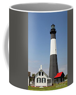 Tybee Lighthouse Georgia Coffee Mug