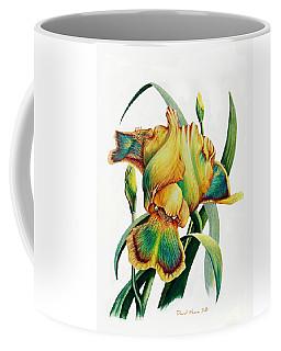 Tye Dyed Coffee Mug