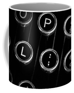 Typewriter Keyboard II Coffee Mug