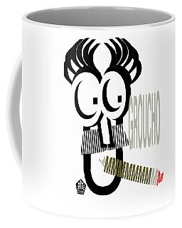 Typo-groucho Coffee Mug