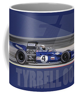 Tyrrell 004 Coffee Mug