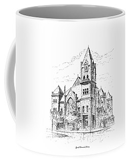 Tyrrell Historical Library Coffee Mug