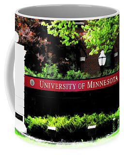 U Of M  Coffee Mug