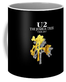 U2 Joshua Tree Coffee Mug