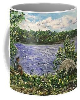 Ubin My Home Coffee Mug