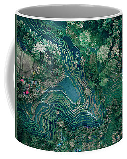 Ubud Rice Terrace Coffee Mug