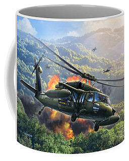 Uh-60 Blackhawk Coffee Mug