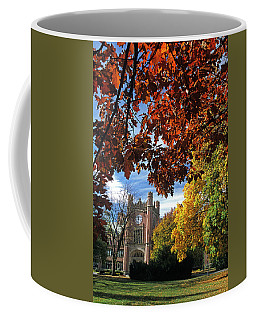 U I Admin. In Fall II Coffee Mug