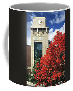U I Library Coffee Mug