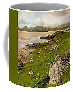 Uig Sands - Isle Of Lewis Coffee Mug